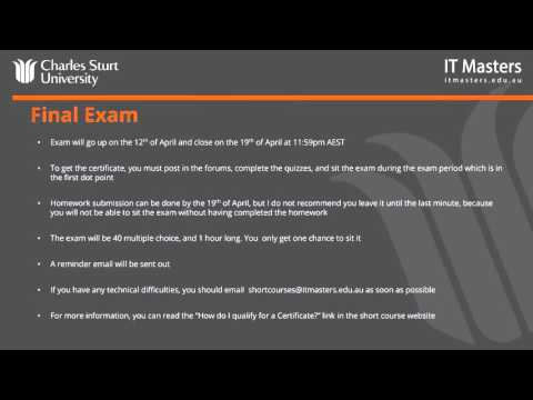 Lecture 4: Free Short Course - Applying Law to Emerging Cyber Dangers