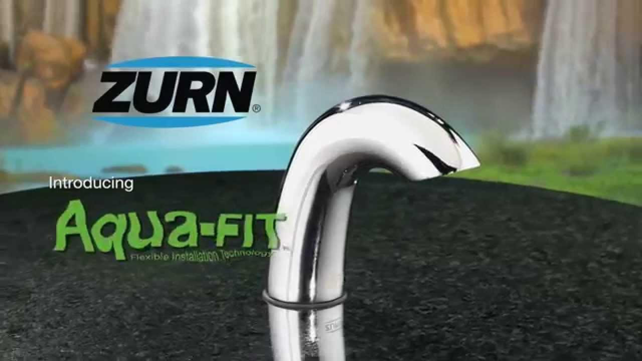 Zurn Faucets Aqua-FIT Modular Faucets - YouTube