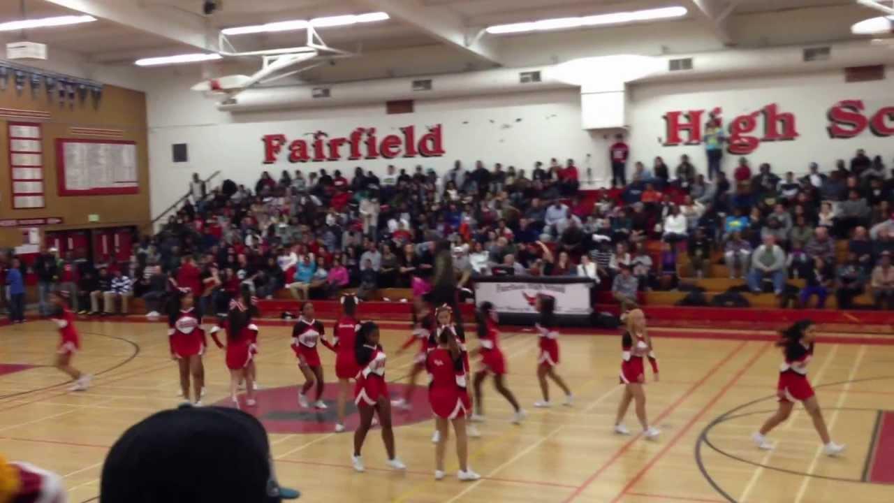 fairfield high cheerleaders 2012 2013 youtube. Black Bedroom Furniture Sets. Home Design Ideas