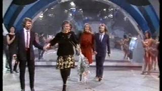 ABBA - End of Show Express 1982 (German TV)