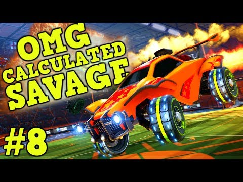 ROCKET LEAGUE: OMG, Calculated, Savage Moments! #8 Best Plays of The Week: Community & Pro Goals thumbnail