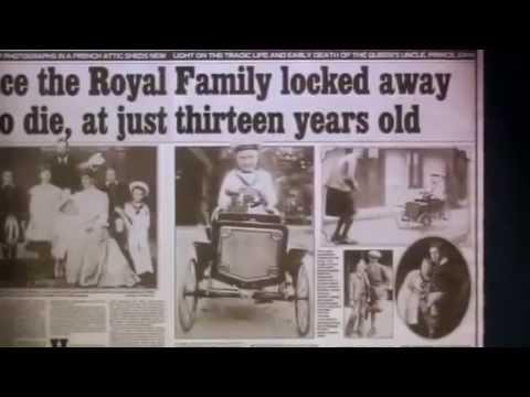 Prince John - The Windsors Tragic Secret