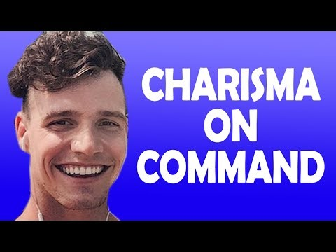 Charisma On Command - The Charismatic Equation to Get People