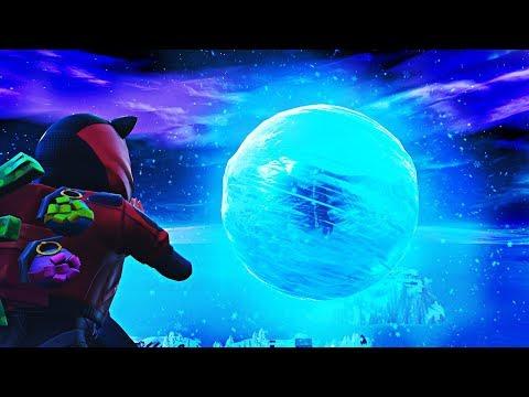 FORTNITE ICE BALL EVENT COUNTDOWN! Fortnite Season 7 Ending & Sphere Event - Fortnite Battle Royale