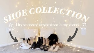 MY SHOE COLLECTION 2019 *i try…