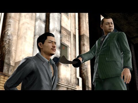 Yakuza 6: The Song of Life - Story Battles: 2 - Foreign Deja Vu (LEGEND)
