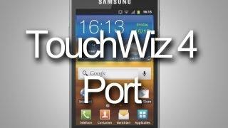 TouchWiz 4 ARMv6 - MDPI