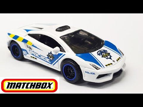Lamborghini Gallardo Globe Travellers Matchbox Review