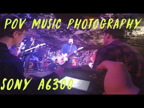 POV Music Photography/Videography - Better Days at Think Tank, Newcastle
