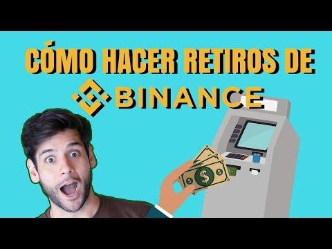 Cómo Hacer Retiros De Bitcoin Y Criptomonedas En Binance