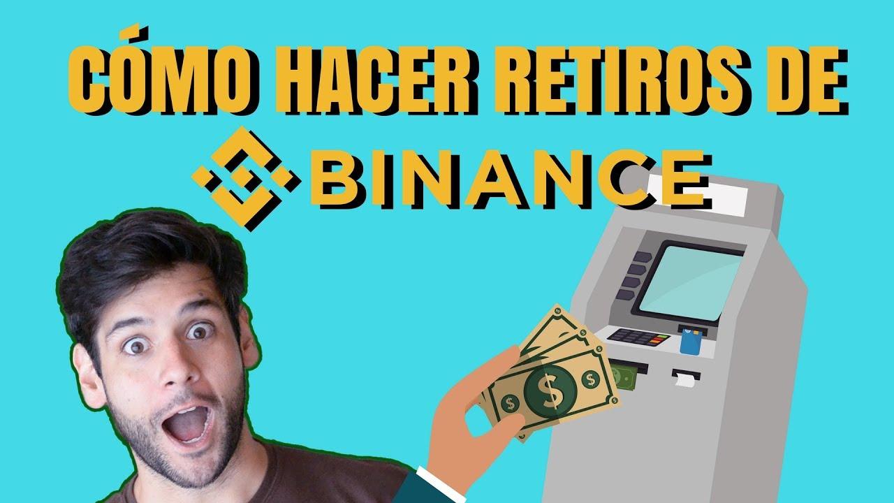 01159eaf9 Cómo hacer retiros de bitcoin y criptomonedas en binance - YouTube