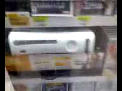 Xbox 360 Failure in Walmart [E65 Error]
