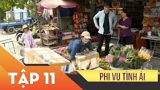 Phim Xin Chào Hạnh Phúc – Phi vụ tình ái tập 11 | Vietcomfilm