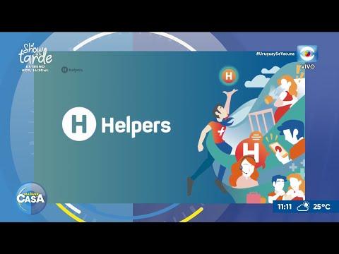 Helpers: Capacitados para salvar vidas