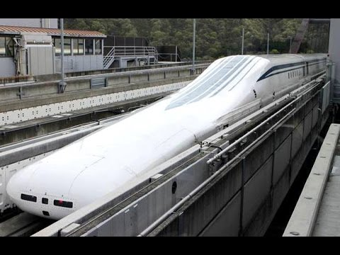 JAPAN TRAIN sets world RECORD 603 kph kmh World Fastest Train Records Speed
