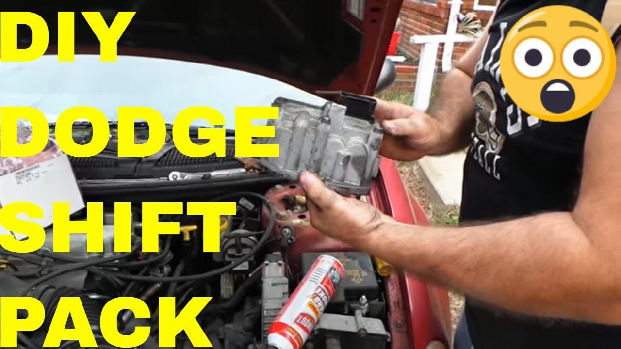 dodge solenoid shift pack replacement [ 1280 x 720 Pixel ]