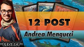 12 Post - Legacy | Channel Mengucci
