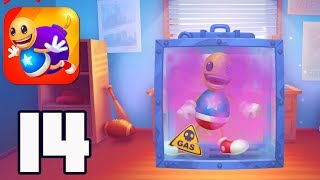 Kick the Buddy: Forever - Gameplay Walkthrough Part 14 - Buddy vs Machines Weapon (iOS)