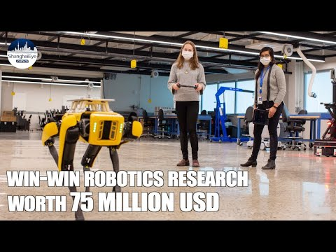 Ford and University of Michigan Ann Arbor partner on robotics research