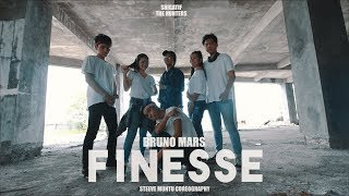 Bruno Mars - Finesse (Remix) FEat. CardiB DANCE COREOGRAPHY