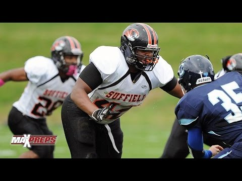 Christian Wilkins DT - Ultimate Highlights - Suffield Academy (CT)