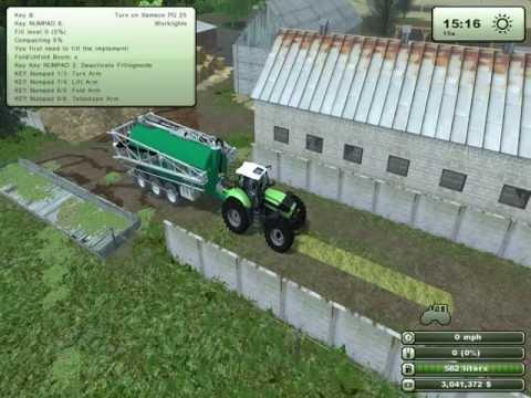 Farming simulator 2013 Samson PG 25