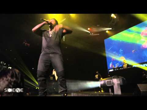 Jeezy Ft  Jay Z Seen It All Live at Barclays