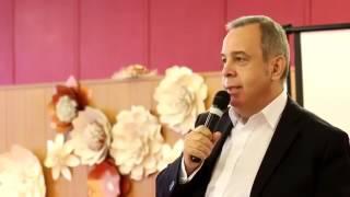 КАК ПОХУДЕТЬ ПРАВИЛЬНО Диетолог N1 Алексей Ковальков проводит крутой семинар на форуме TOP WOMAN