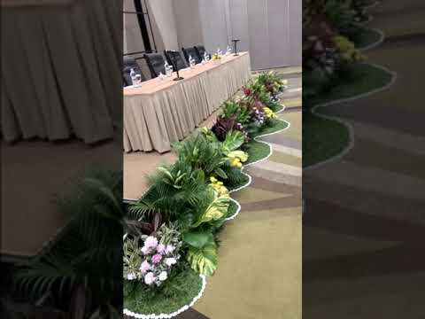 Dekor Taman Panggung Dekor Event Dekorasi Mini Garden Ayudia
