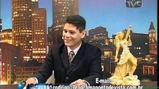 179 2 Ricardo Collyer entrevistado por Rodrigo Waughan no Ponto de vista