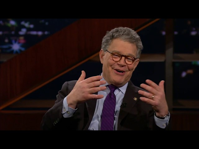 Al Franken, Giant of the Senate | Real Time with Bill Maher (HBO)