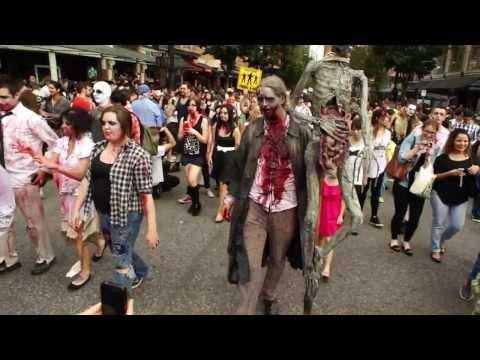 KickAss Zombie Walk Part Four Vancouver, 2013.