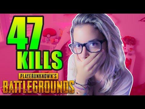 47 KILLS? HACKER EN PLAYERUNKNOWNS BATTLEGROUNDS