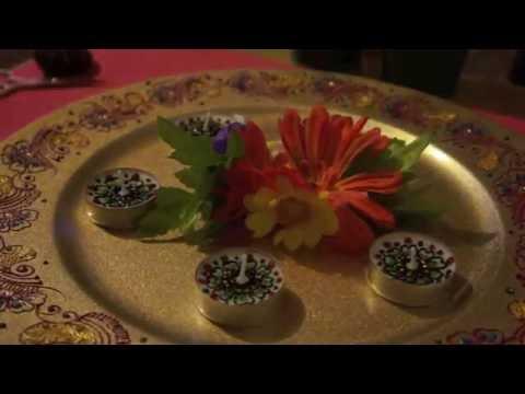 Diy Mehndi Plates : Themehndigirl diy mehndi plate youtube