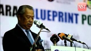 Muhyiddin launches Malaysian Polytechnic Polygreen Blueprint