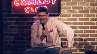 Roasting Muslims and Jews in Front Row | Andrew Schulz | Stand Up Comedy