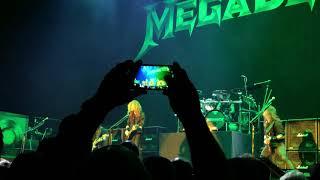 Megadeth - Live at Royal Arena Copenhagen 2018 - Full show