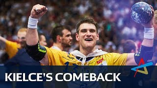 Video Kielce's astonishing 2016 final comeback | 25 Years EHF Champions League download MP3, 3GP, MP4, WEBM, AVI, FLV Juni 2018