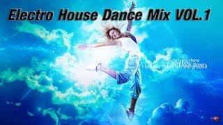 Gambar cover ELECTRO HOUSE 2012 DANCE MIX VOL.1