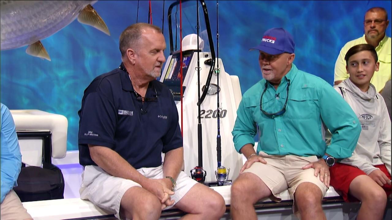 MAVERICK BOATS - 2019 | Florida Insider Fishing Report - Season 15, Episode 26