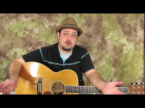 How to play 100 Beginner Acoustic guitar songs with 4 chords