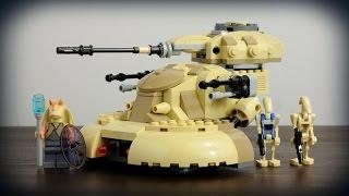 LEGO Star Wars - AAT (75080) - recenzja