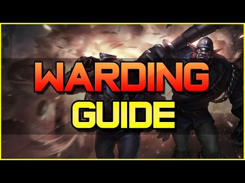 Advanced Warding Guide - In-depth Guide on How to Ward & Tips | League of Legends | Season 5
