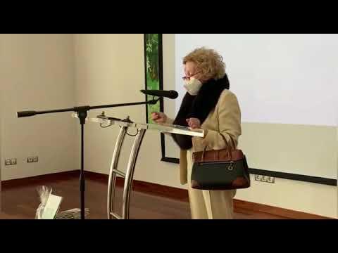 Xosé Luna Sanmartín recibe el el XXIV Premio de Poesía Avelina Valladares de A Estrada