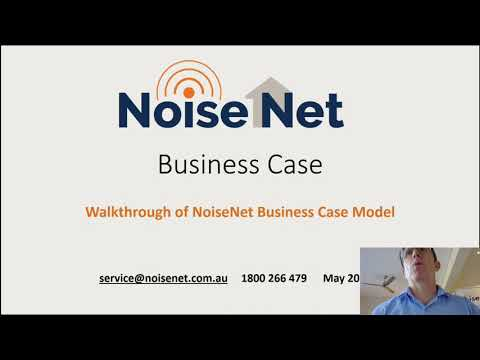 NoiseNet Dog-Barking Business Case Template