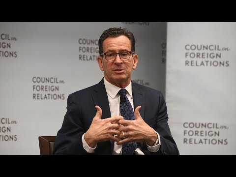 Pensions Pressure: A Conversation with Dannel P. Malloy