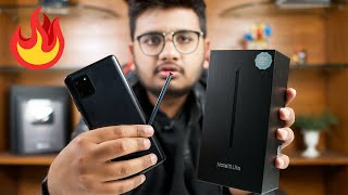 Samsung Galaxy Note 10 Lite Unboxing & Review | Price in Pakistan= Rs 99,999/-