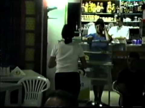 Gallipoli Il ponticello 1999 - karaoke -