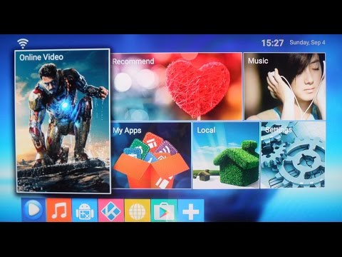 Tutoriel Android TV Box Mx Pro comment configurer?
