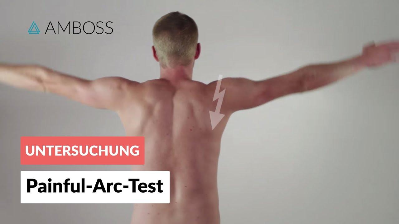 Painful-Arc-Test - Orthopädie - Untersuchung der Schulter ...
